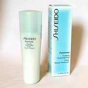 Shiseido PURENESS Foaming Cleansing Fluid shop