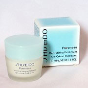 Shiseido PURENESS Moisturizing Gel-Cream shop